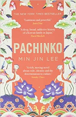 Pachinko by Min Jin Lee