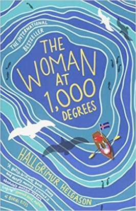 The woman at 1000 degrees by Hallgrimur Helgason