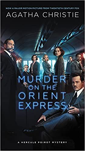 Murder on the Orient Express by Dame Agatha Christie